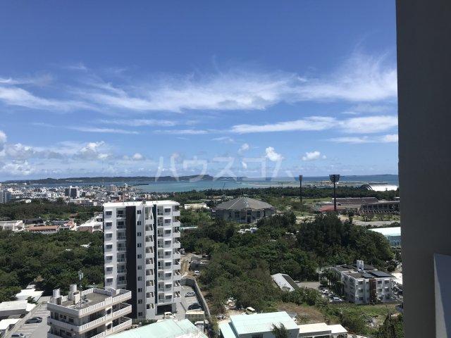 ミルコマンション沖縄市与儀グランパーク 1405号室の景色