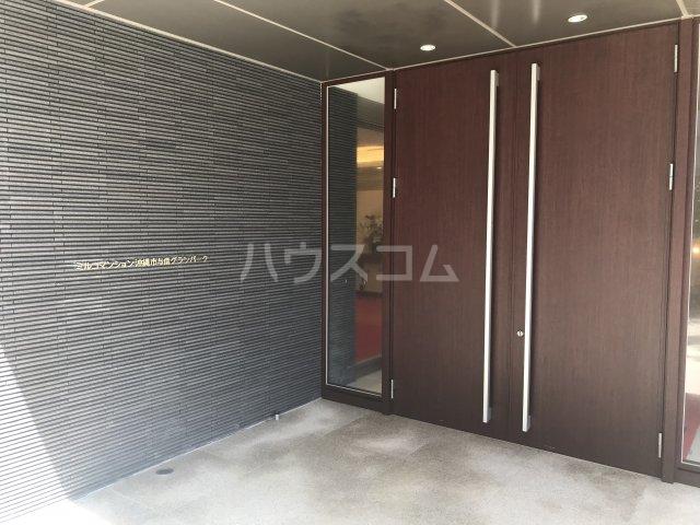 ミルコマンション沖縄市与儀グランパーク 1405号室のエントランス