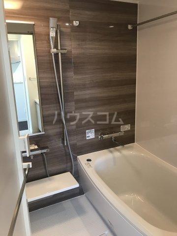 ミルコマンション沖縄市与儀グランパーク 1405号室の風呂