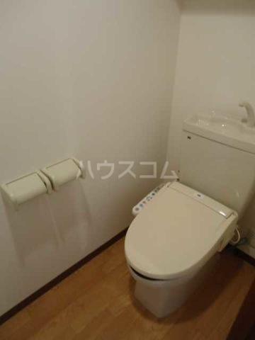 メゾンコート リバティー 402号室の風呂