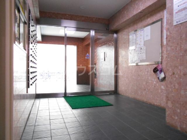 ロマネスク渡辺通第2 209号室のロビー