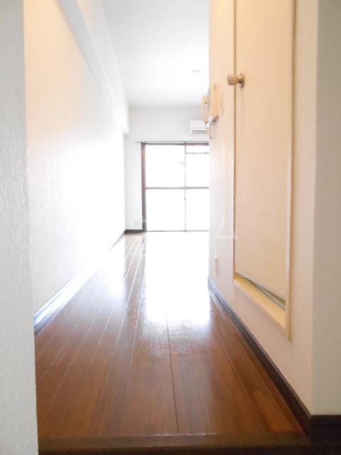 ロマネスク渡辺通第2 209号室の玄関