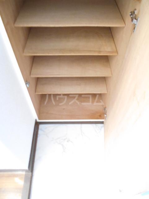 ロマネスク渡辺通第2 209号室の収納