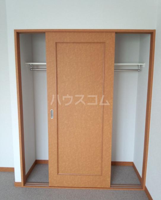 レオパレスハル 304号室の収納