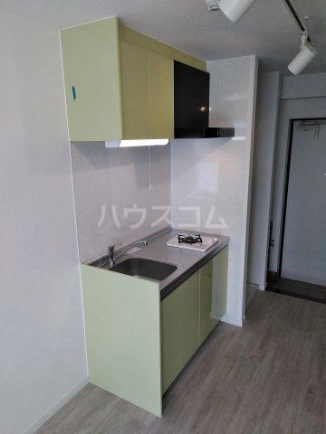 クレアドールⅢ 406号室のキッチン