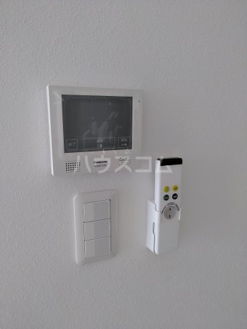 クレアドールⅢ 409号室のセキュリティ
