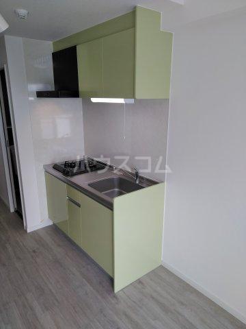 クレアドールⅢ 409号室のキッチン