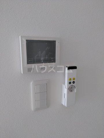クレアドールⅢ 501号室のセキュリティ