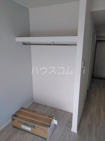 クレアドールⅢ 501号室の収納