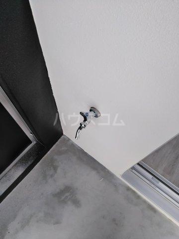 クレアドールⅢ 501号室のバルコニー
