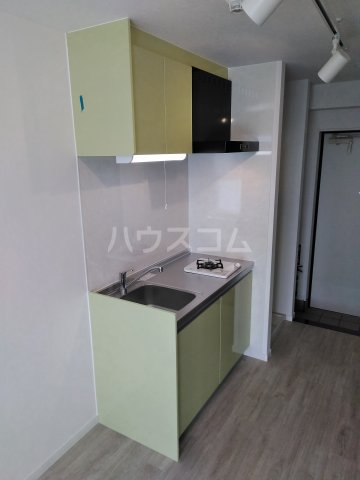 クレアドールⅢ 504号室のキッチン