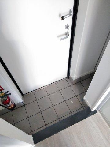 クレアドールⅢ 504号室の玄関