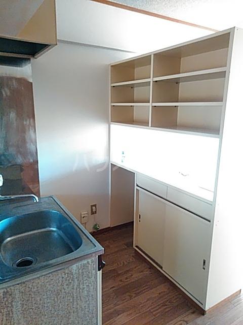 シティキャビン 402号室のキッチン