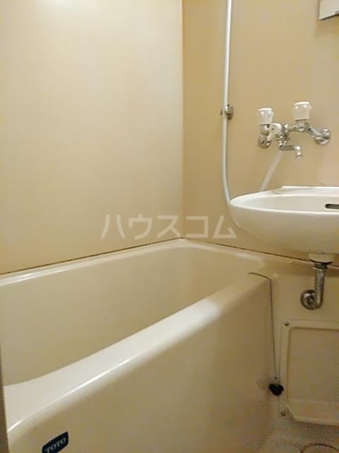 シティキャビン 402号室の風呂