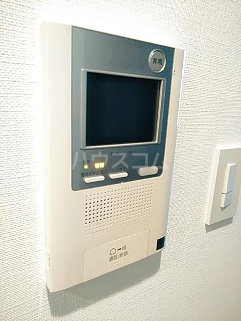 パークフラッツ中目黒 306号室のセキュリティ