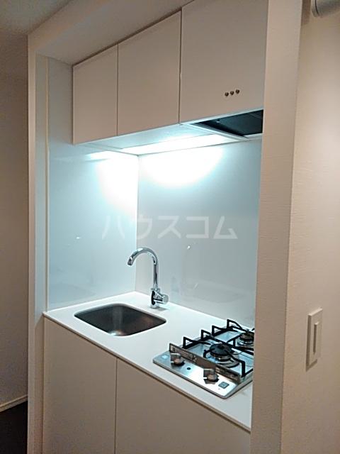 パークフラッツ中目黒 306号室のキッチン