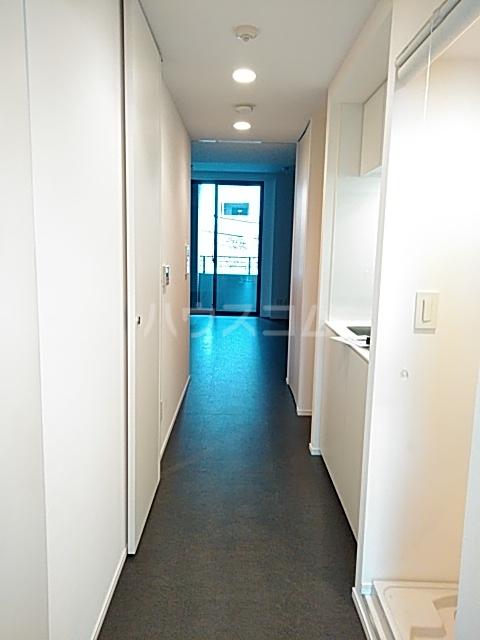 パークフラッツ中目黒 306号室の玄関