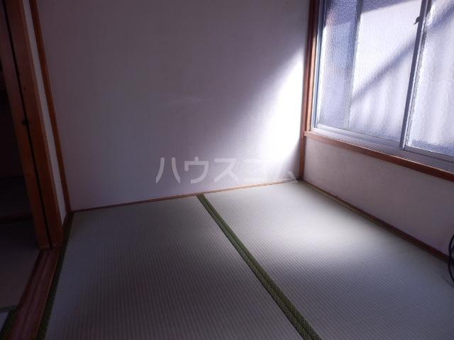 織戸ハイツ 205号室のリビング
