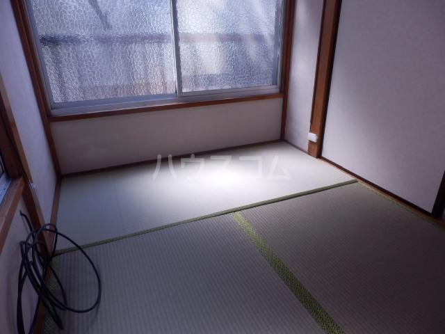 織戸ハイツ 205号室の居室