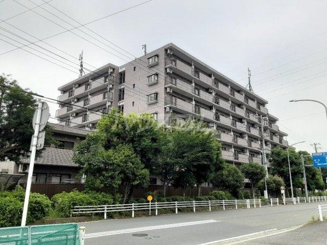 第9エルム大倉山の外観