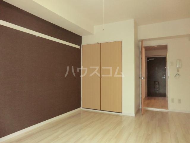 グローリ大島 206号室のベッドルーム