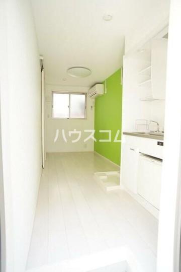 サークルハウス都立大学 107号室のトイレ