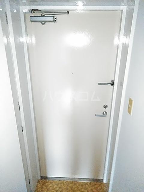 メルシー世田谷 203号室の収納