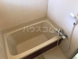コーポラス管石 106号室の風呂