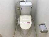 コーポラス管石 106号室のトイレ
