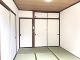 コーポラス管石 106号室の居室
