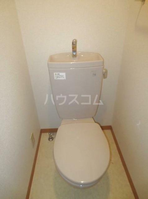 スカイコート田園調布 103号室のトイレ