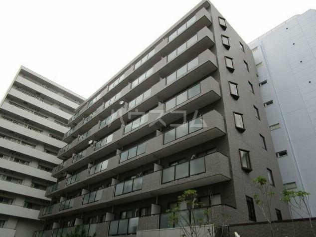フィオーレ新横浜外観写真