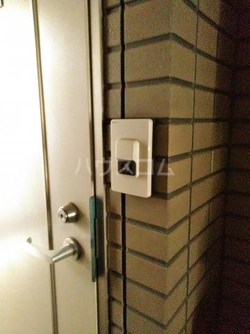 クレセントC 105号室のセキュリティ