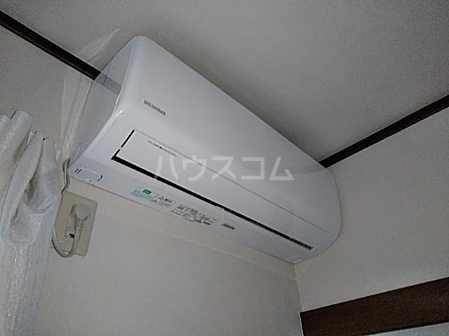 クレセントC 205号室の設備