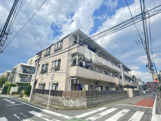 アルカディア駒沢の外観
