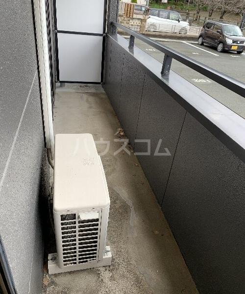 K,Sコート 103号室のバルコニー