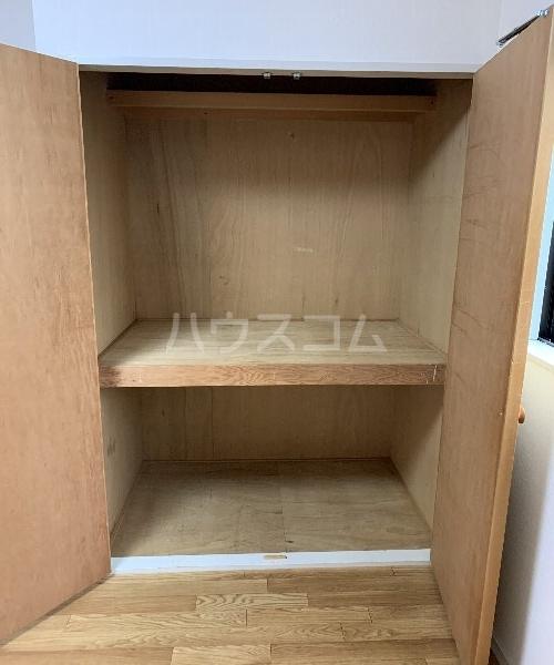 K,Sコート 103号室の収納