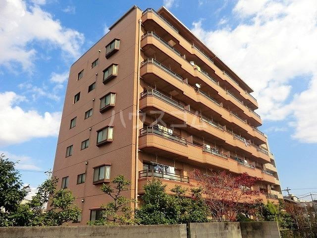 大宮セントラルマンション 304号室の外観