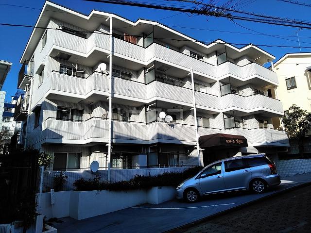 セザール大岡山 104号室の外観
