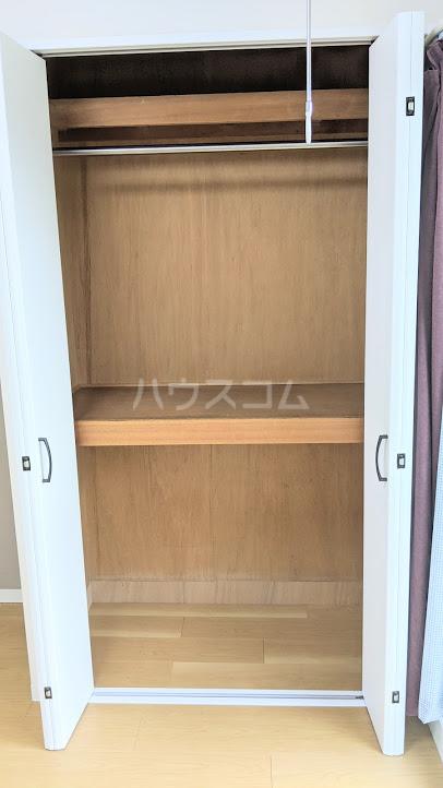 セザール大岡山 104号室の収納