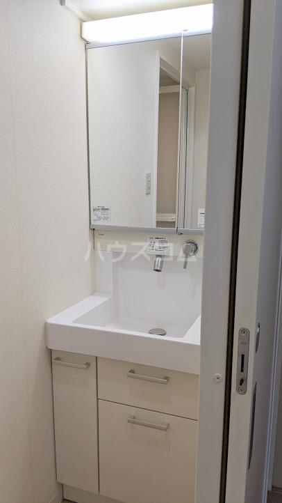 セザール大岡山 104号室の洗面所
