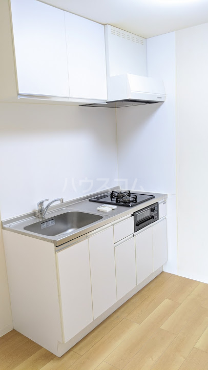 セザール大岡山 104号室のキッチン