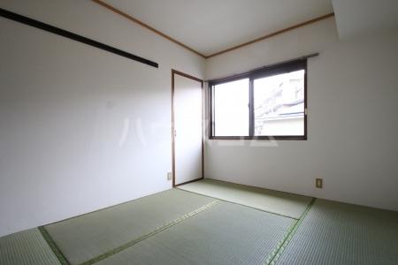 コーポ白水 203号室の居室