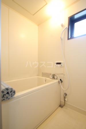 コーポ白水 203号室の風呂