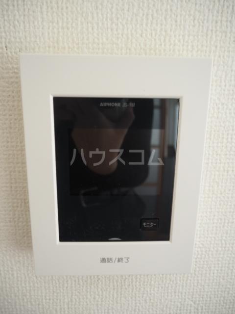 メゾンアキモト 102号室のセキュリティ