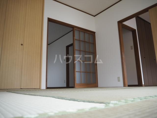 メゾンアキモト 102号室の居室