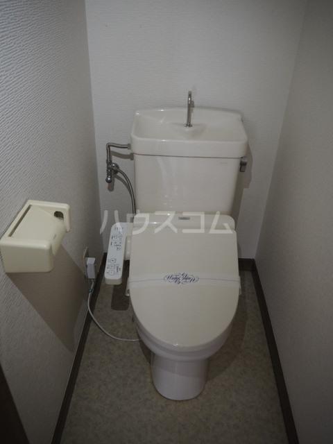 メゾンアキモト 102号室のトイレ