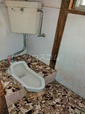 藤崎荘のトイレ