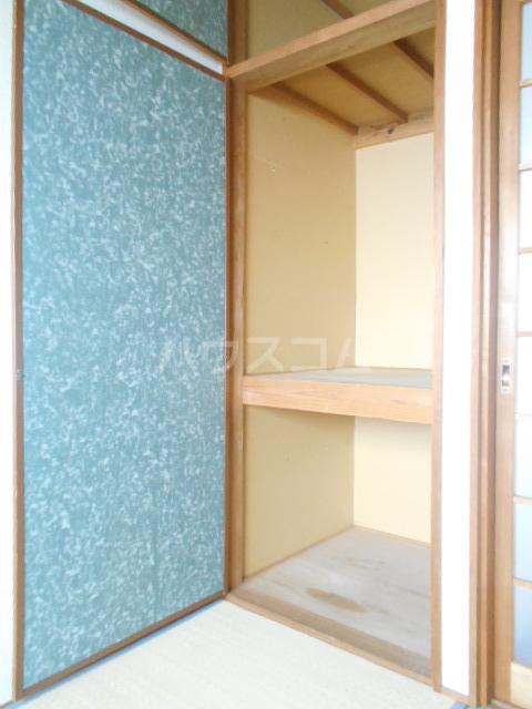 高尾コーポ 205号室の収納