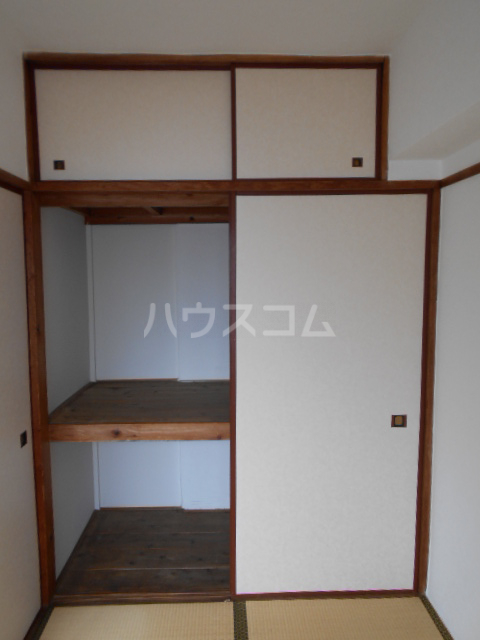 第5フジサンビル 205号室の収納